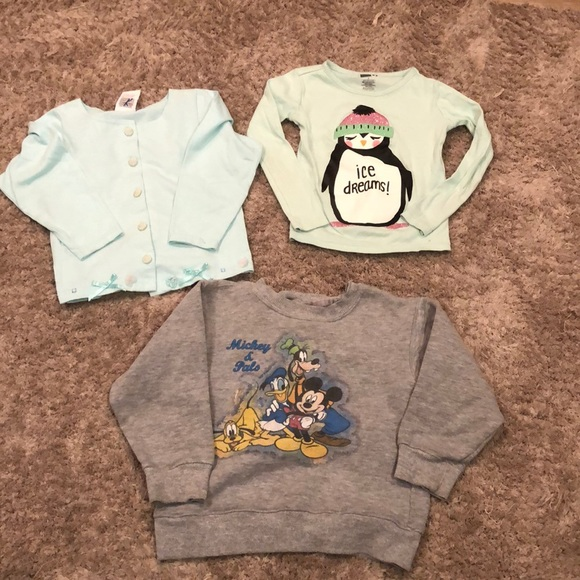 Other - Girls shirts sizes 4 and 5
